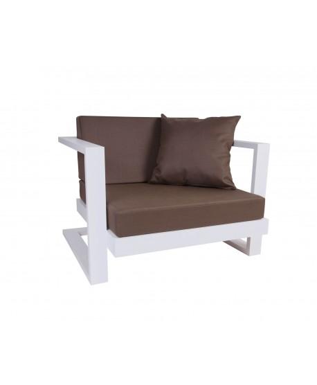 Fotel Toscania z Aluminium Meble Ogrodowe